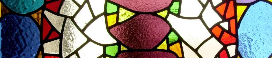 Vidrieras emplomadas estralls - Vidrieras de colores ...